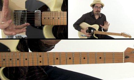 Take 5: Jazz Blues Soloing – Level 3: Breakdown – David Hamburger