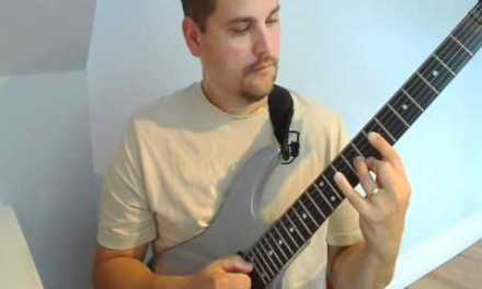 Chord Melody Jazz Guitar Lesson – Satin Doll Part 2