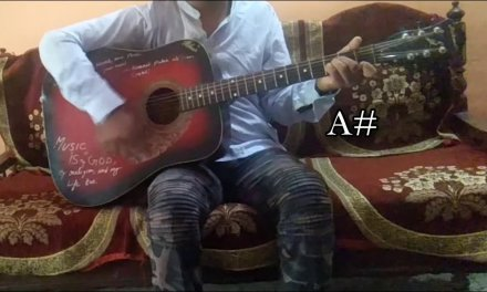 """Safar""Song Of ""Bhuvan Bam""/Easy Guitar Chords/Lesson/Tutorial/Guitar Cover/Without Capo & With Capo"