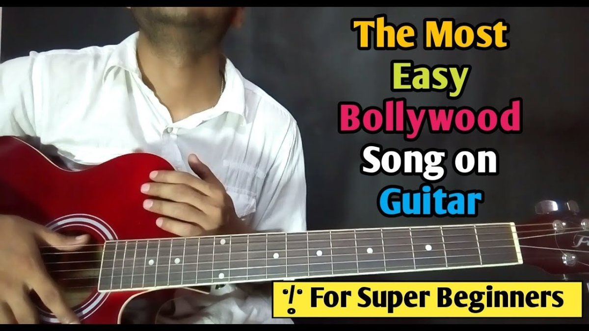 Mera Mann Most Easy Bollywood Song Guitar Lesson Ayushman
