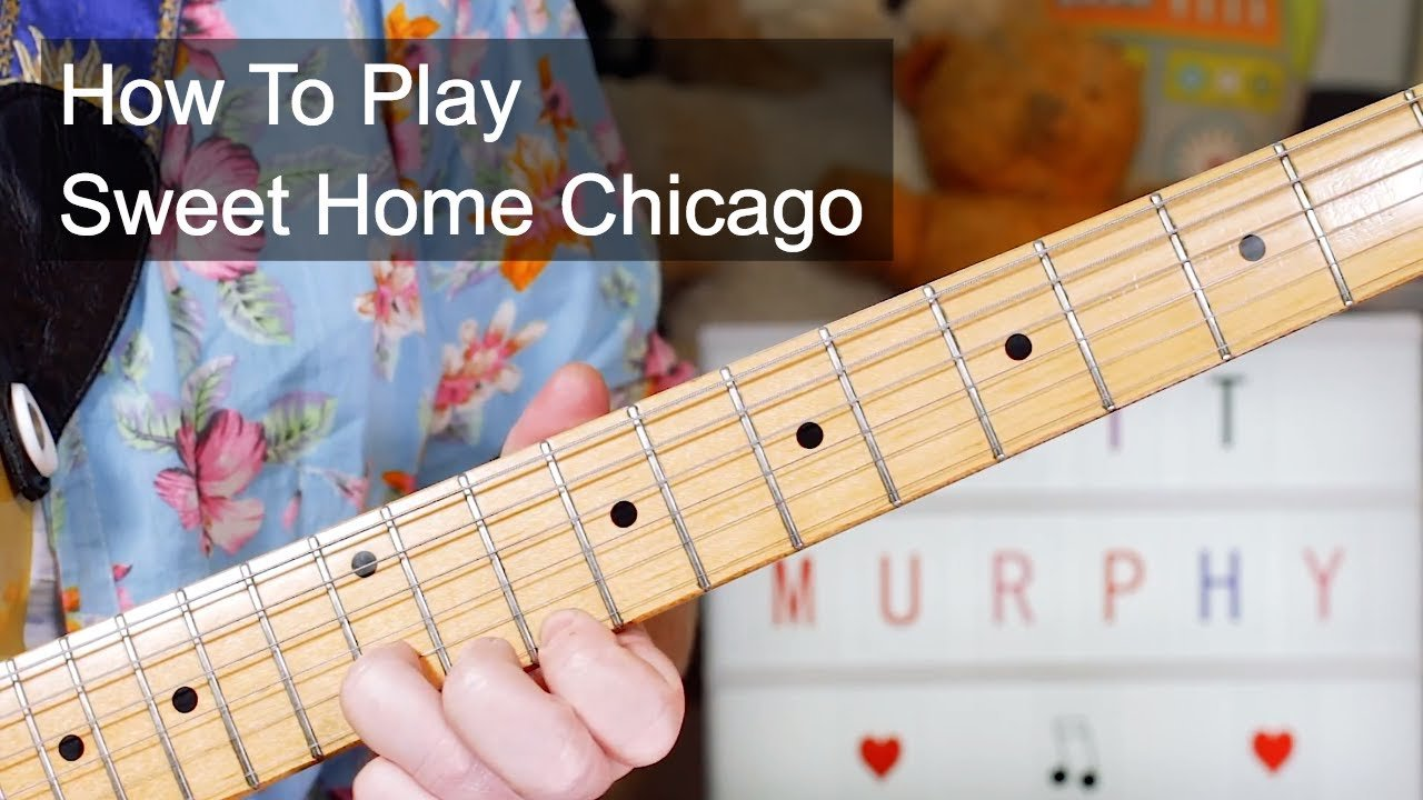 Sweet Home Chicago The Blues Brothers With Matt Guitar Murphy