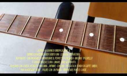 RAF guitar repair