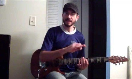 Jesse's Guitar Lessons: Frank Gambale-Style Pentatonic Scales