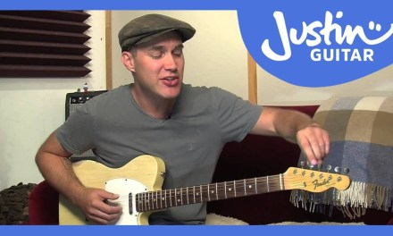 How to Tune Your Guitar To Open E Tuning – Guitar Lesson [ES-033]