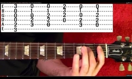 The Rain Song by LED ZEPPELIN – Guitar Lesson – Jimmy Page