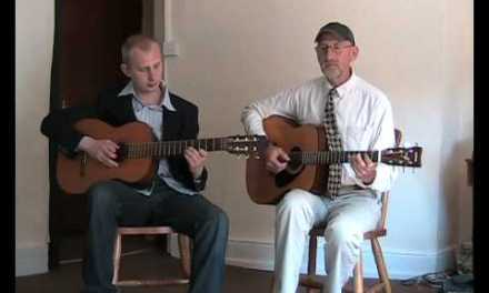 Robert Johnson – Me and the Devil (cover) – acoustic blues guitar