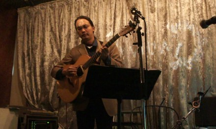 Peace (Horace Silver)   Az Samad (Solo Guitar) – Live in Shanghai, China