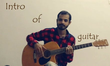 Basic guitar lesson for beginners in HINDI | lesson 1| intro of guitar | learn guitar step by step