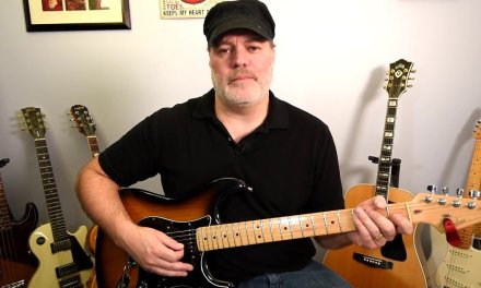 Guitar Lesson Learn the Major Scale Position 1