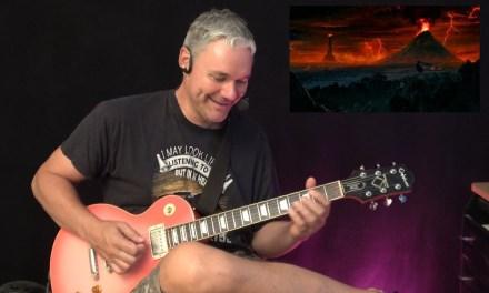 Mordor Rock – Guitar Lesson