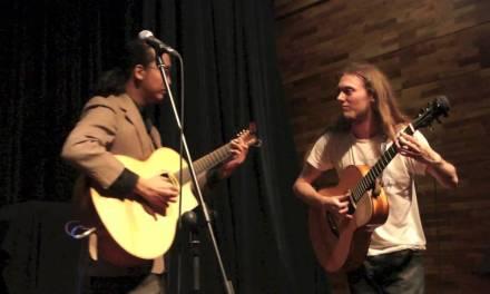 Mike Dawes & Az Samad – Blue Moon – Live in Kuala Lumpur, Malaysia