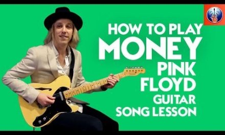 How to Play Money on Guitar – Pink Floyd Guitar Song Lesson