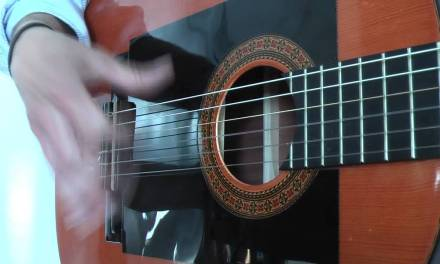 """""""How to Play Rumba Guitar"""" (Lesson 2) by Vito Gaarin"""