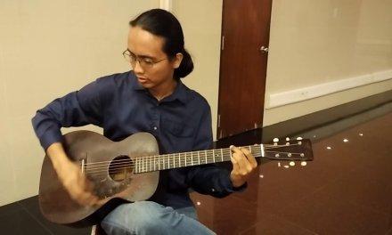1940 Vintage Martin Acoustic Guitar | Serendipity in Serendah Az Samad