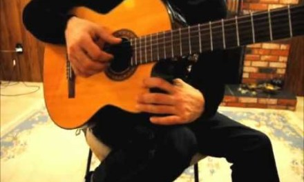 How to play Spanish Romance  (guitar lesson and Malaguena)!