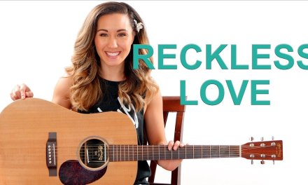 Reckless Love – Cory Asbury EASY Guitar Tutorial and Play Along