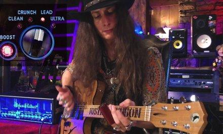 SWAMP BLUES GUITAR – TONE TESTING | GrandMeister Deluxe 40 Guitar Amp by Hughes & Kettner
