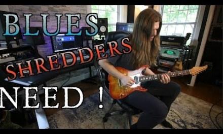 Blues Licks Shredders Need!