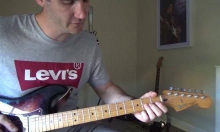 Jimi Hendrix If 6 Was 9 Guitar Lesson Bite sized Blues