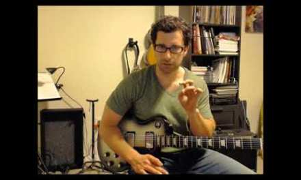 Blues Guitar Lessons Video 15 – Blues Grooves Group 2