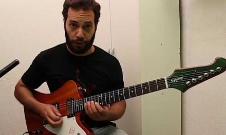 Turbo Lesson #12 – Blues Rock Lick
