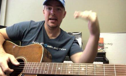 Reckless Love | Cory Asbury | Beginner Guitar Lesson