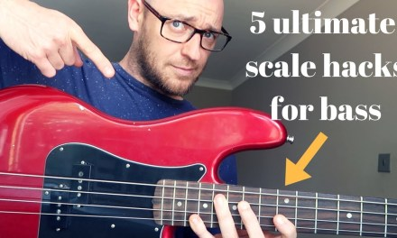HOW TO LEARN YOUR SCALES 10x FASTER (and WAY more useable)
