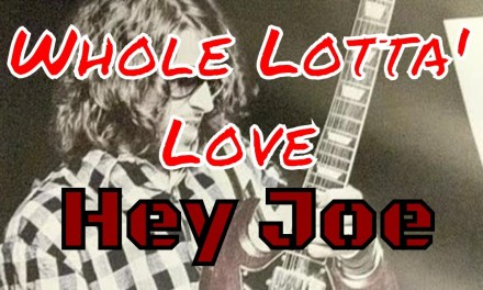"""Whole Lotta Love"" And ""Hey Joe"" Guitar Lesson"