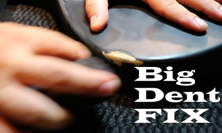 Big Dent Fix !!!
