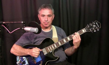Jazz guitar lesson, Secondary Dominants, chord substitutions expanded endlessly!