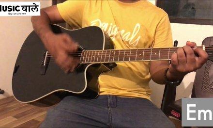 Tum Hi Ho Guitar Lesson | Easy Chords | Arijit Singh | Music Wale (Male Version)
