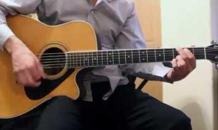 Round Here Buzz – Eric Church – Guitar Lesson