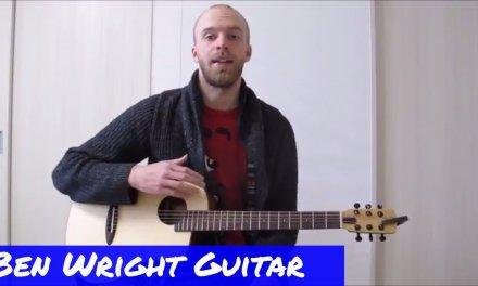 Bittersweet Symphony – The Verve – Guitar Lesson (SL34)