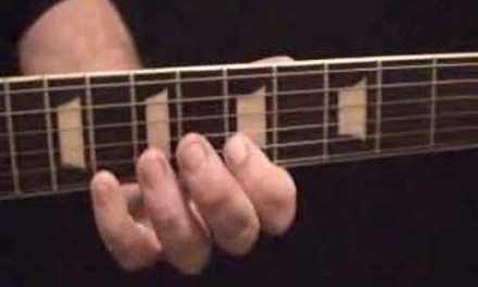 Rock Lick #4 Guitar Lesson