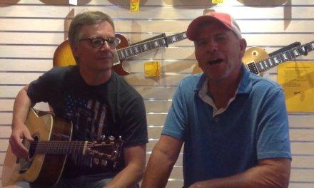 Peter Davenport Guitar Repair and Set up