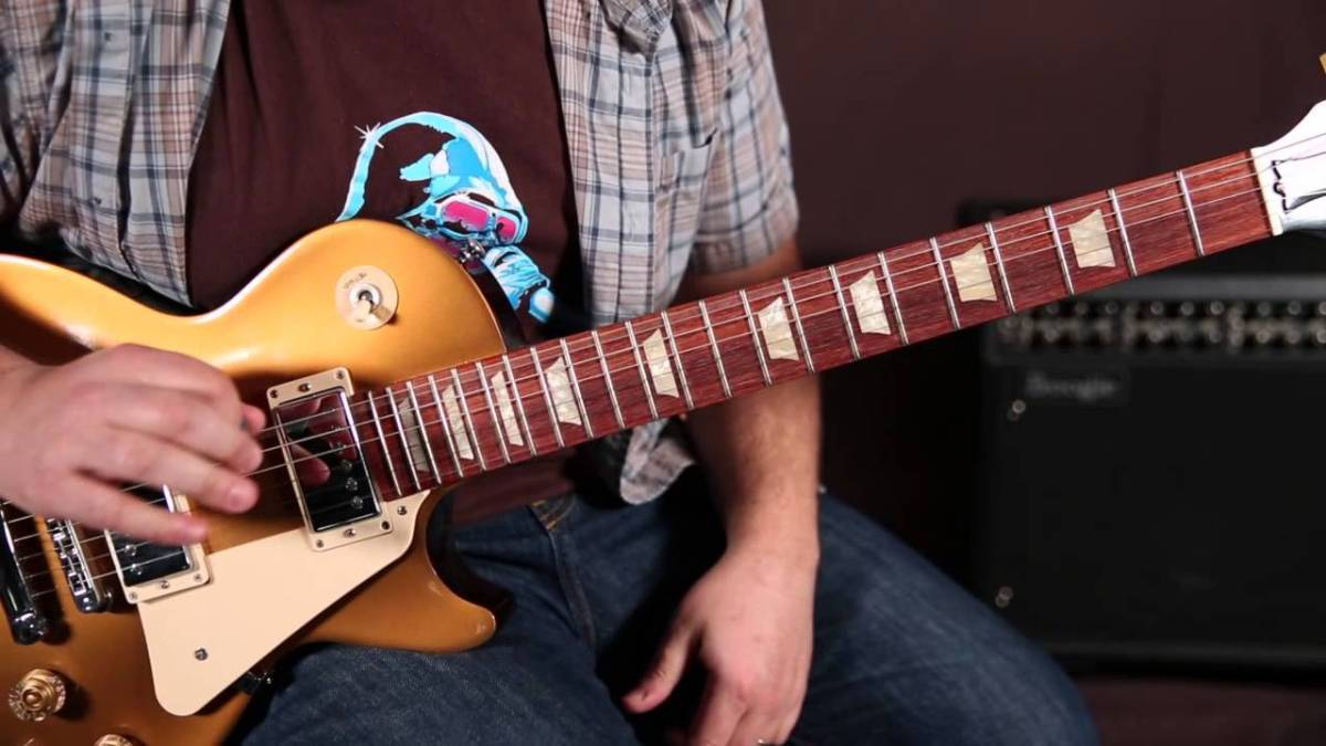 Carry On Wayward Son Kansas Chords And Riffs How To Play On