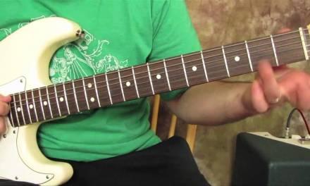 Guitar Scales Lesson – Lead Guitar Solo Lessons – Major Pentatonic Licks