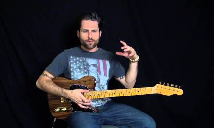 Beginner Warm Up – Electric Guitar Lesson Preview