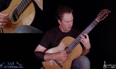 Canco del Lladre Guitar Lesson – Miguel Llobet