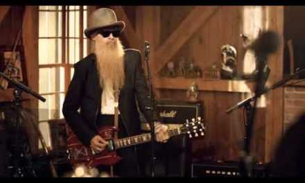 Billy Gibbons – La Grange (Live From Daryl's House)