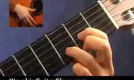 Amazing Grace – Free Guitar Lesson