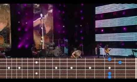 Taylor Swift – Fifteen guitar chords