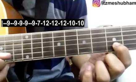 Jana Gana Mana (Single String) Guitar Tabs Tutorial | Indian National Anthem | Easy Tabs