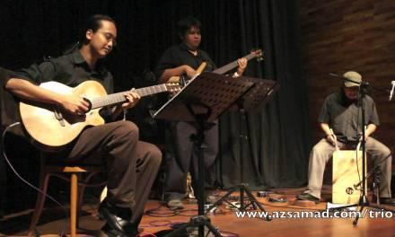 My Favorite Things – Az Samad Trio (Jazz in 5/4)