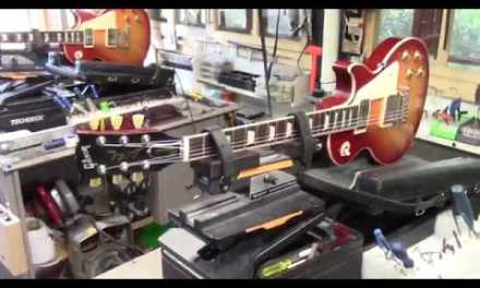 Les Paul Wrap – Up Chambered Verses Solid