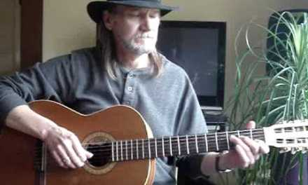 "Acoustic Guitar Lessons ""Bluegrass Tune Two"" Tab Included"