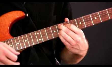 Blues Guitar Lesson – Play Atypical 12 Bar Blues