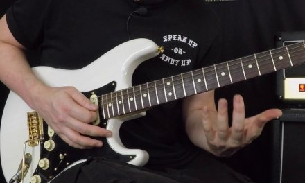 Blues Lead Guitar Lesson – Lick Of The Week #46