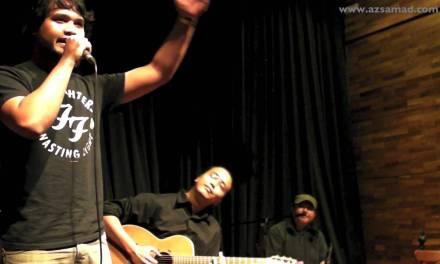 Lame Joke Jam – Az Samad Duo feat. Reza Salleh