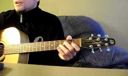 Till summer comes around guitar lesson